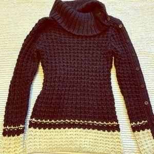 Loft winter sweater- women's size small